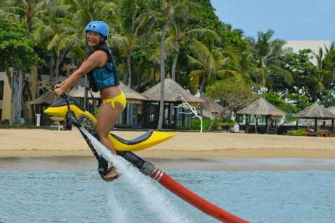 Bali: Nusa Dua Beach Jetovator Experience