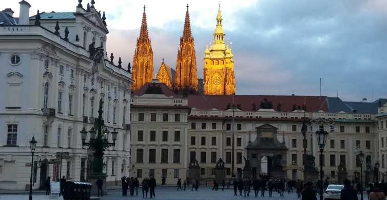 Praga: tour del castello per piccoli gruppi ingresso incluso