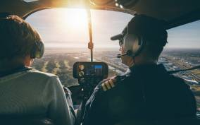 New York City: Helicopter Piloting Experience
