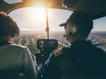 New York: Helikopter-Flugstunde