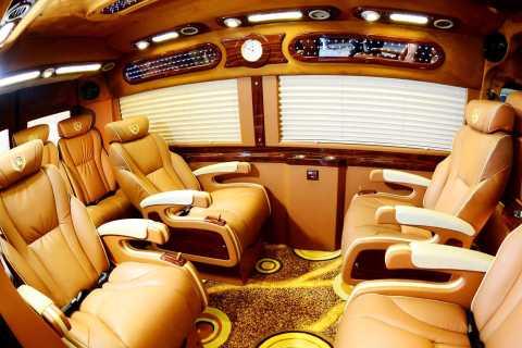 Hanoi to Sapa: Luxury Car Transfer
