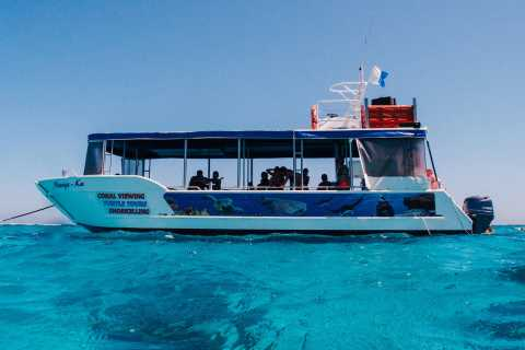 Coral Bay Glass-Bottom Boat Tour