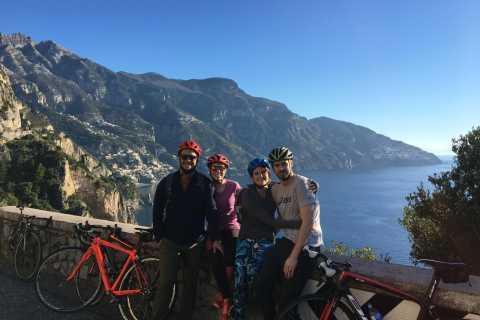 From Sorrento: Amalfi Coast Sightseeing Bike Tour