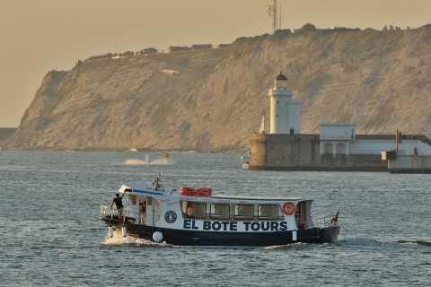 Bilbao: Portugalete, Getxo, & Santurtzi Panoramic Boat Tour