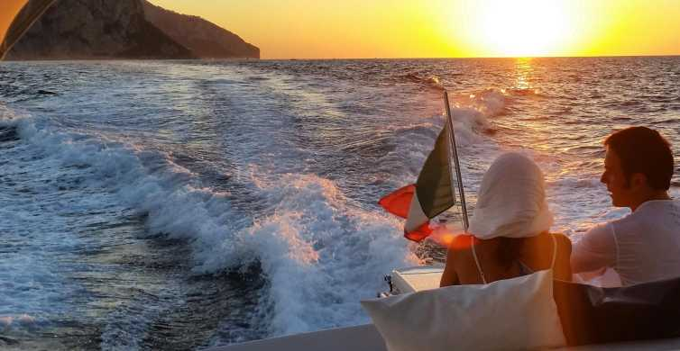 Sorrento Coast Sunset Cruise with Happy Hour or Dinner