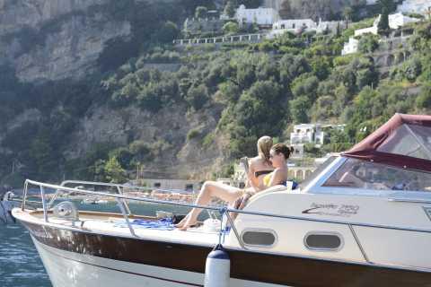 Sorrento Coast and Capri Boat Tour from Positano