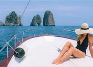 Capri: Bootstour mit Happy Hour