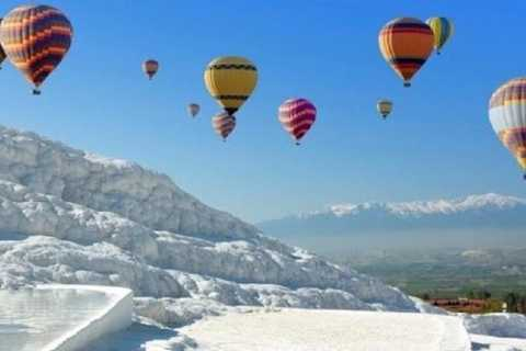 Pamukkale: Hot Air Balloon Tours