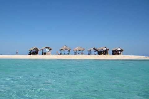 Cayo Arena: Paradise Island and Mangroves Tour