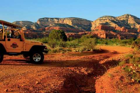 Sedona: Lil Rattler Jeep Tour