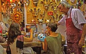 Venice: Create Your Own Carnival Mask Workshop