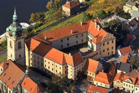 Prague: Melnik Chateau Day Trip with Wine Tasting