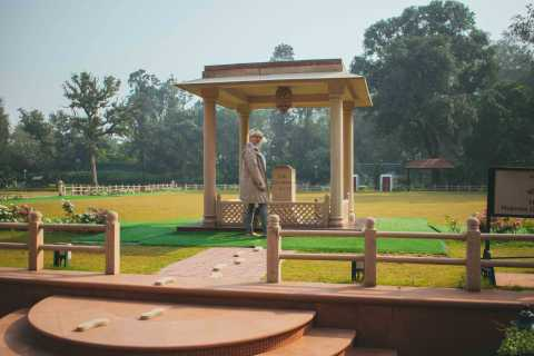 Delhi: Gandhi's Journey Half-Day Tour