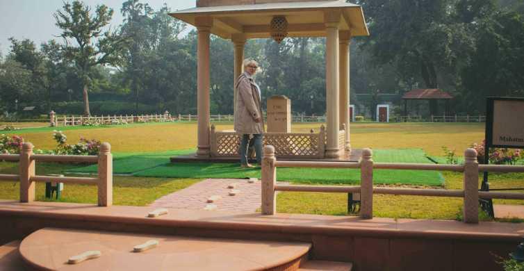 Delhi: viaje de medio día de Gandhi's Journey
