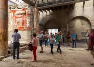 Neapel: Herculaneum ohne Anstehen mit Archäologen