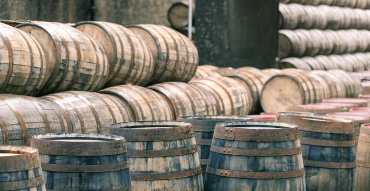 Speyside Whisky Trail 1-Day Tour from Aberdeen