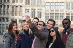 Brussels: Guided Walking-Tour