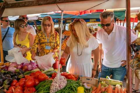 Zadar: Market Tour and Cooking Class