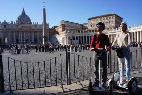 Classic Rome 3-Hour Private Segway Tour