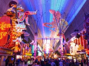 Las Vegas: Nachtleben-Tour auf Deutsch für Privatgruppen