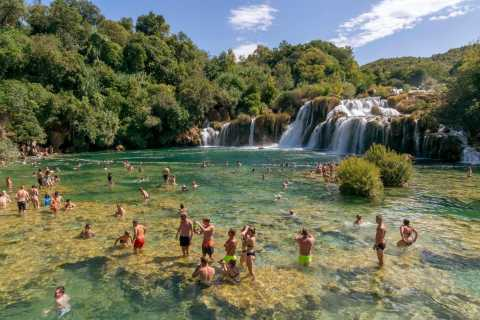 From Zadar: Krka National Park and Waterfalls Day Trip