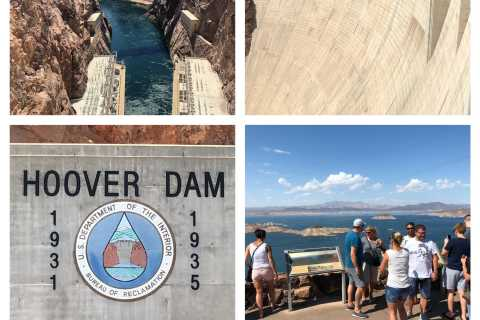 Las Vegas: German-Guided Hoover Dam Tour