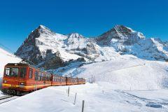 Zurique: Excursão Jungfraujoch - Topo da Europa