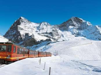 Ab Zürich: Tagestour zum Jungfraujoch - die Spitze Europas
