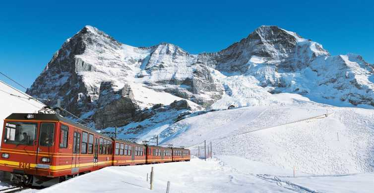 From Zurich: Day Trip to Jungfraujoch - Top of Europe