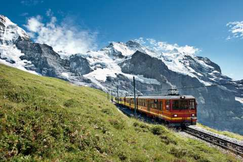 From Lucerne: Day Trip to Jungfraujoch – the Top of Europe