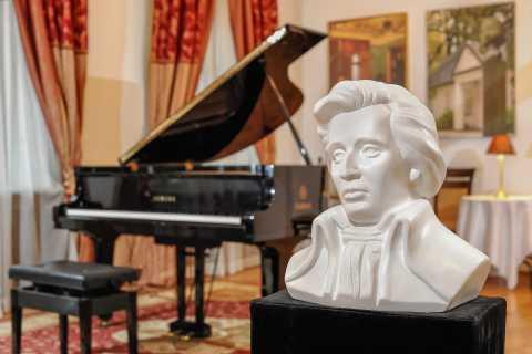 Cracóvia: Chopin Piano Recital no Chopin Concert Hall
