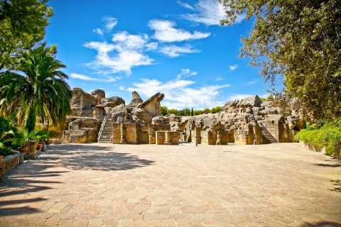 Seville: Game of Thrones and Roman Empire Italica Tour