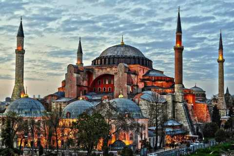 Istanbul: Old Town Tour and Bosphorus Lunch Cruise