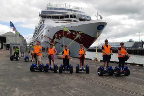 Auckland: Waterfront and Harbour Segway Tour