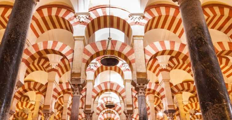 De Sevilha: Excursão de 1 Dia a Córdoba e Carmona