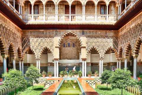 Sevilha: Tour Alcázar