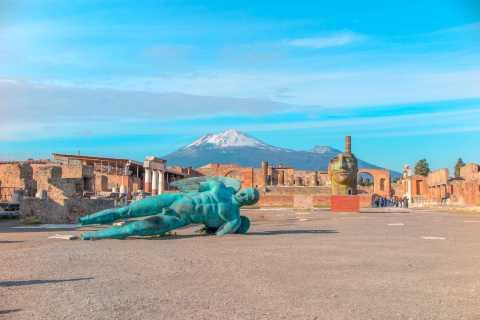 Pompeia: excursão a pé guiada com ingresso sem fila
