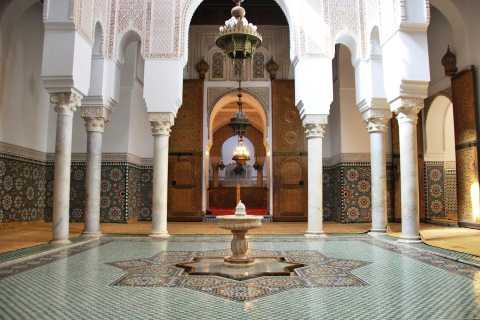 From Fes: Meknes and Volubilis Day Trip