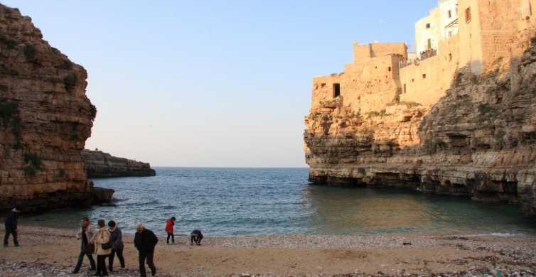 Polignano a Mare: Guided Walking Tour