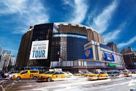 New York: visite complète du Madison Square Garden