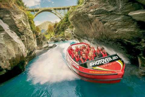 Shotover River: Extreme Jetboot-Erlebnis