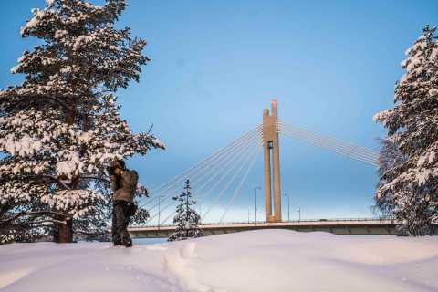 Rovaniemi City Photography Tour