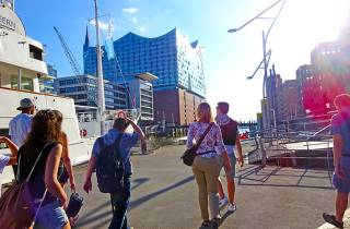 Hamburg: Tour durch Speicherstadt und HafenCity
