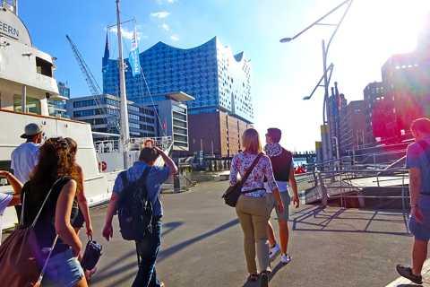 Hamburg: Historical Warehouse District and Hafencity Tour
