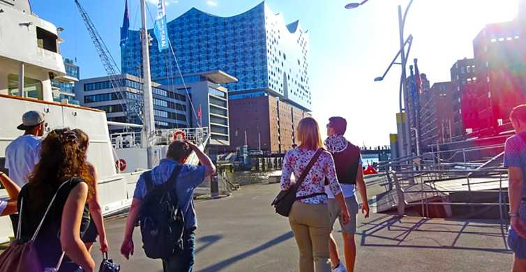 Hamburg: Historical Warehouse District and Hafencity Tour
