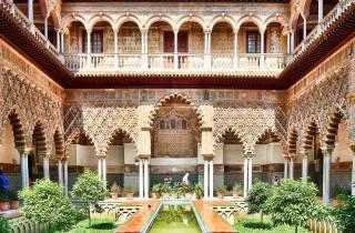 Sevilla: Santa María de la Sede & Alcázar Führung