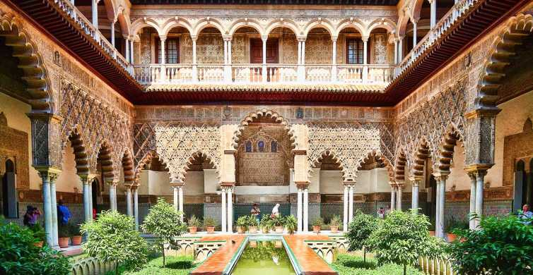 Seville Cathedral and Alcázar of Seville Guided Tour