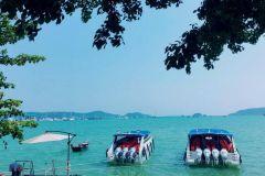 Ilha Racha: Passeio de barco com snorkel