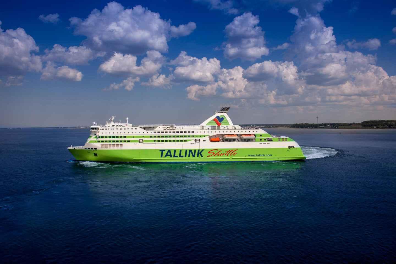 Ab Helsinki: Tallinn per Fähre (Hin- & Rücktransfer)