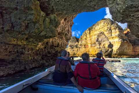 Lagos: Ponta da Piedade Boat Tour with Local Guide